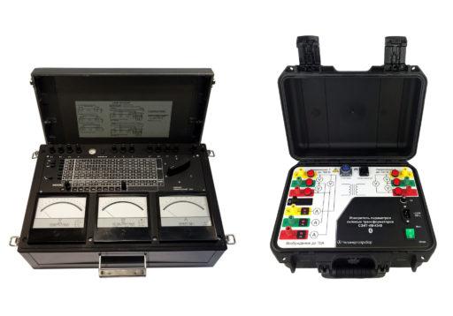 Новый прибор — измеритель параметров силовых трансформаторов СЭИТ-4М-К540 внесен в Госреестр СИ