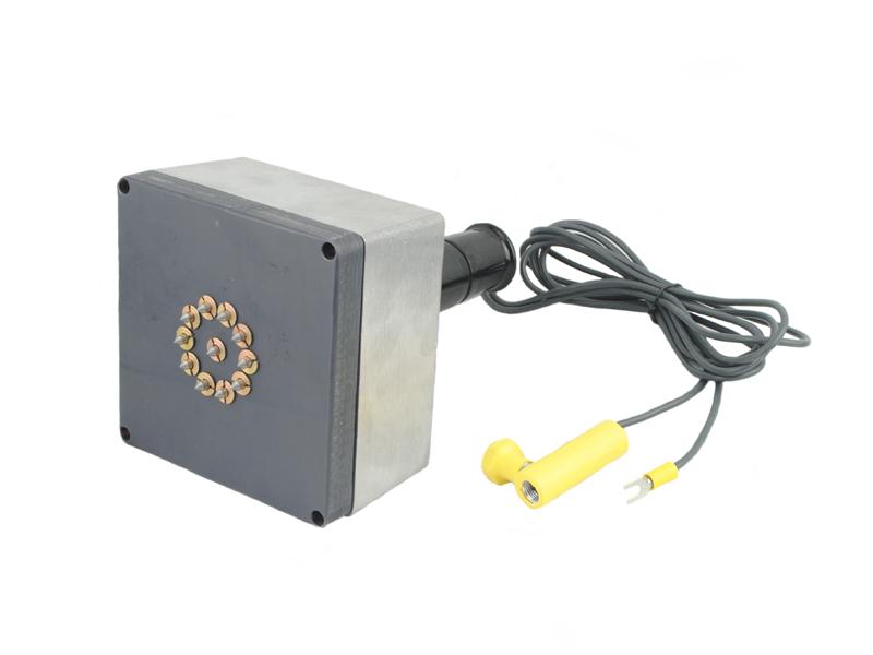 Датчик для определения УЭС цилиндрических ниппелей