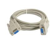 Шнур для подключения ИВБ к компьютеру RS-232 (СОМ)
